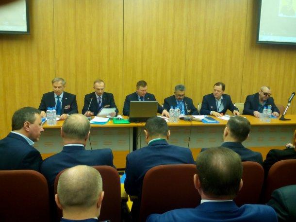 Внеочередная конференция ОООИВА-«Инвалиды войны»