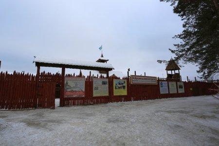 Этнографический парк «Арамильский острог»