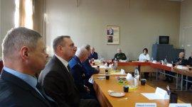 Встреча с помощником Командующего войсками ЦВО